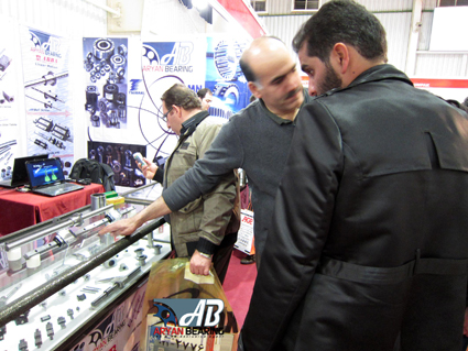 Isfahan's Industry Exhibition-2012